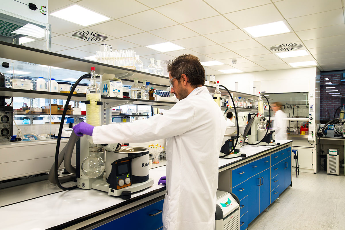Rent Laboratory Space in London | QMB Innovation Centre